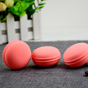 High Quality Non-Latex Polyurethane Macaron Makeup Sponge