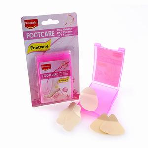 High Quality Useful Medical Hydrocollid Heel Pad Foot Care Plaster