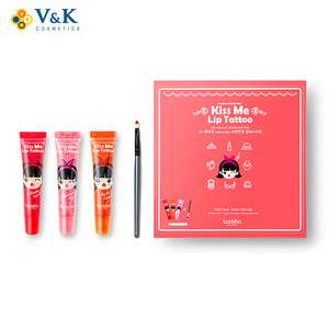 Korean Private Label OEM/ODM Peel Off Lip Tint