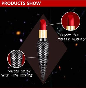 Magic wand Queen lipstick private label wholesale  cosmetics matte waterproof lipstick for beauty  lip gloss