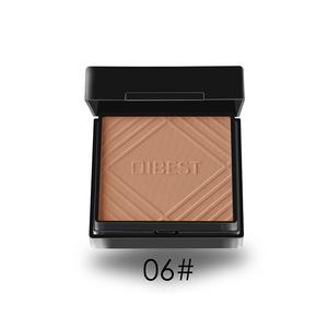 Oem Custom Logo Oil-control Makeup Pressed Powder Foundation