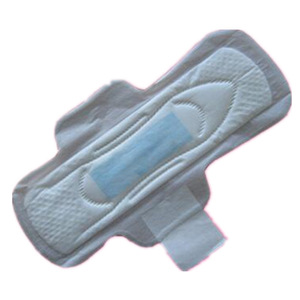 OEM High Absorbent Cotton Economic Lady Sanitary Napkin/Pad/Towel