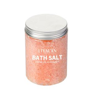 Organic  Detoxifying Soothing  Himalayan Pink Bath Salts or Bath Soak