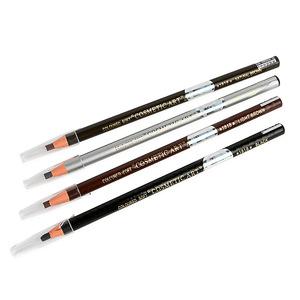 Permanent Makeup 12pcs per box Paper Roll Cosmetics Pull Eyebrow Eyeliner Pencil 6 Colors