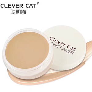 Pressed powder concealer beauty makeup face skin care concealer cover clear