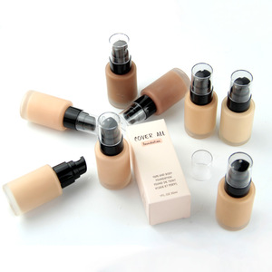 Private Label  Full Coverage Cosmetic Makeup 30ml Liquid Foundation