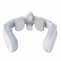Body EMS Equipment/ Wholesale 3D airbag heated vibrating neck massager