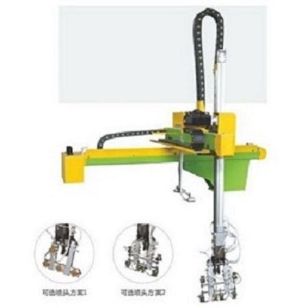 Hot Chamber Servo three-axis spraying machine