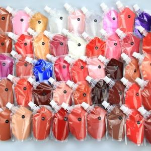 200ml 420ML Lip Gloss Base Private Label Glossy Long Lasting Bag Package Lipgloss Lip Oil Colorful Lip Gloss Base