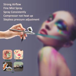 cake decorating high pressure makeup tattoo airbrush and compressor kit