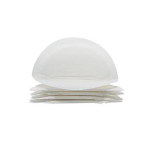 CBG02-04 Good quality cheap women best round 3d new design high absorbent disposable soft breast pads nursing Bra Milk Pad