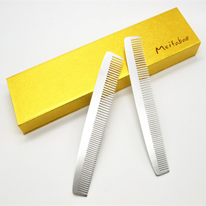 Custom Private Label Titanium Hair Combs
