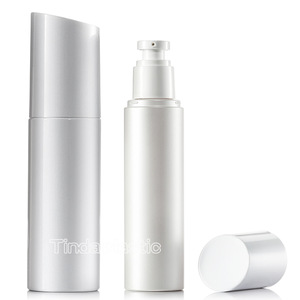 laboratory reagent round plastic pump spray packaging bella vei creams cosmetics Airless Containers Bottles