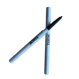 Microblading Accessories Wholesale 3 Colors Korea Eyebrow Pencil Tattoo Auto Waterproof Eyebrow Pencil With Brush
