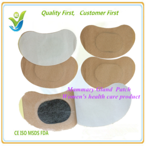 New Products Beauty Care Hydrogel Breast Enlargement Patch