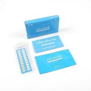 Oral Hygiene Dental Whitening Strips Non Peroxide Teeth Whitening Strips