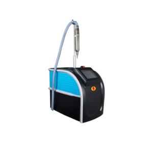 Waesen black color portable picosure pico tattoo removal laser beauty equipment