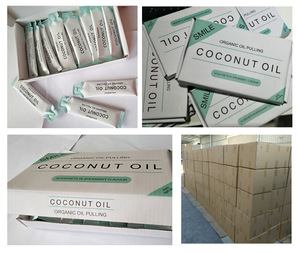 Wholesale Tube Sachet Liquid Organic Virgin Coconut Oil Pulling Mouthwash