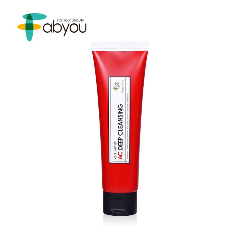 [FABYOU] Red Blemish AC Deep Cleansing 150g - Korean Skin Care Cosmetics