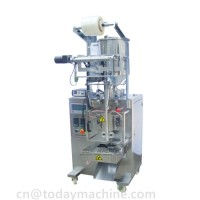 High speed 15ml hair dye shampoo detergent sachet filling packing machine