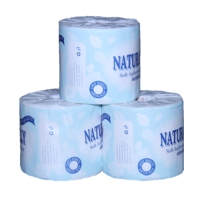 100% Bamboo Pulp 4 Rolls Pack Toilet Paper