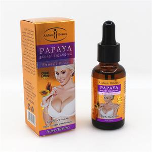 Aichun Papaya Lifting Up Enlargement Women Massage Breast Firming Essential Oil
