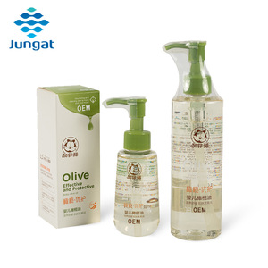 Best Skin Care Non-greasy Moisturizing Baby Olive Body Oil