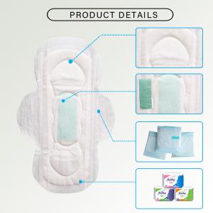 Cheap High Quality B Grade Stock Lot Sanitary Napkin In Quanzhou