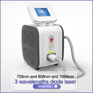 Cold therapy permanent hair removal machine 808nm diode soprano laser hair removal beauty salon equipment