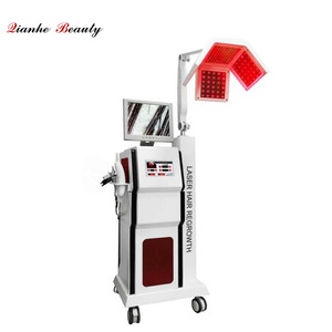 Effective low level laser therapy laser hair growth hair regrowth machine