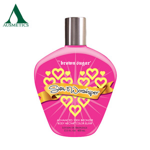 Fast Self dark Auto-bronzed self tanning cream ,Natural sunlight tanning lotion