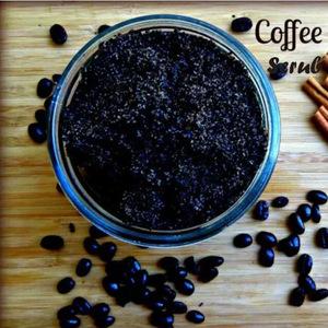 Hot sale Private Label Organic Arabica Coffee Body Scrub