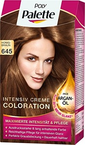 Palette / Diadem / hair dye /staining / toning / Woman / hair care