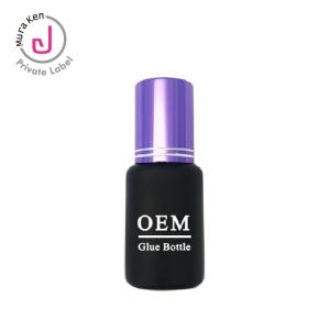 Private Label Customized Black Eyelash Extension Glue