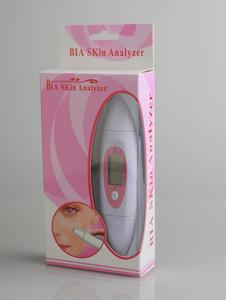 Salon and shop use skin analyzer for oil analyze and softness analyze