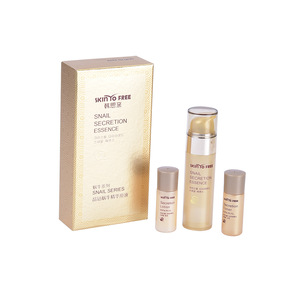 Skin care collagen peptide natural snail whitening serum