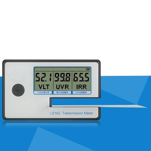 Small size vlt ir uv tester solar film transmission meter LS160