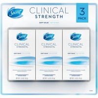 Secret Clinical Strength Soft Solid Light & Fresh For Wholesale