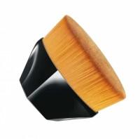 Female Portable Plastic Foundation Brush Women Fashion Simple Makeup Brush Seamless Casual Single Beauty Tools Gadget