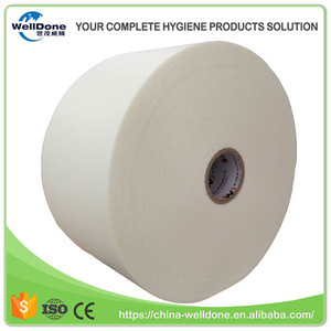 13-25gsm strong strength sanitary napkin raw material tissue paper