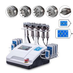 6 in1 RF Cavitation Body Slimming Machine/Cavitation Slimming Machine/Multi-Function Beauty Equipment