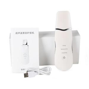 Factory OEM wholesale wireless skin scrubber ultrasonic drop shipping amazon hot selling