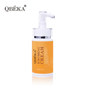 FDA QBEKA Scrubbing Cream Body Hard Skin Remover For Unisex Skin Care