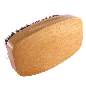 High Quality 100% Boar Bristle Wholesale Wooden Boar Bristle Hair Brush