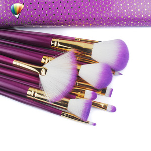 New Fashion Make-up Brushes Foundation 4 Colors Cosmetic Makeup Brushes