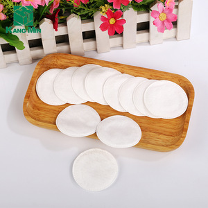 One-Time Make Up Remover cosmetic cotton rounds pads