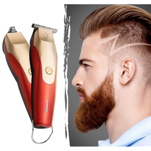 Professional Hair Clippers Rechargeable Beard Shaving Machine Hair Clipper Mans Electric Shaver Nose Hair Trimmer
