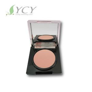 Semi-baked OEM ODM compact powder gliding blush