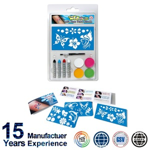 Wholesale Private Label Children Makeup Gift Face Painting Supplies Uk